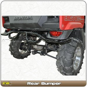 Bison Rear Bumper Designed by ATVenture Components.